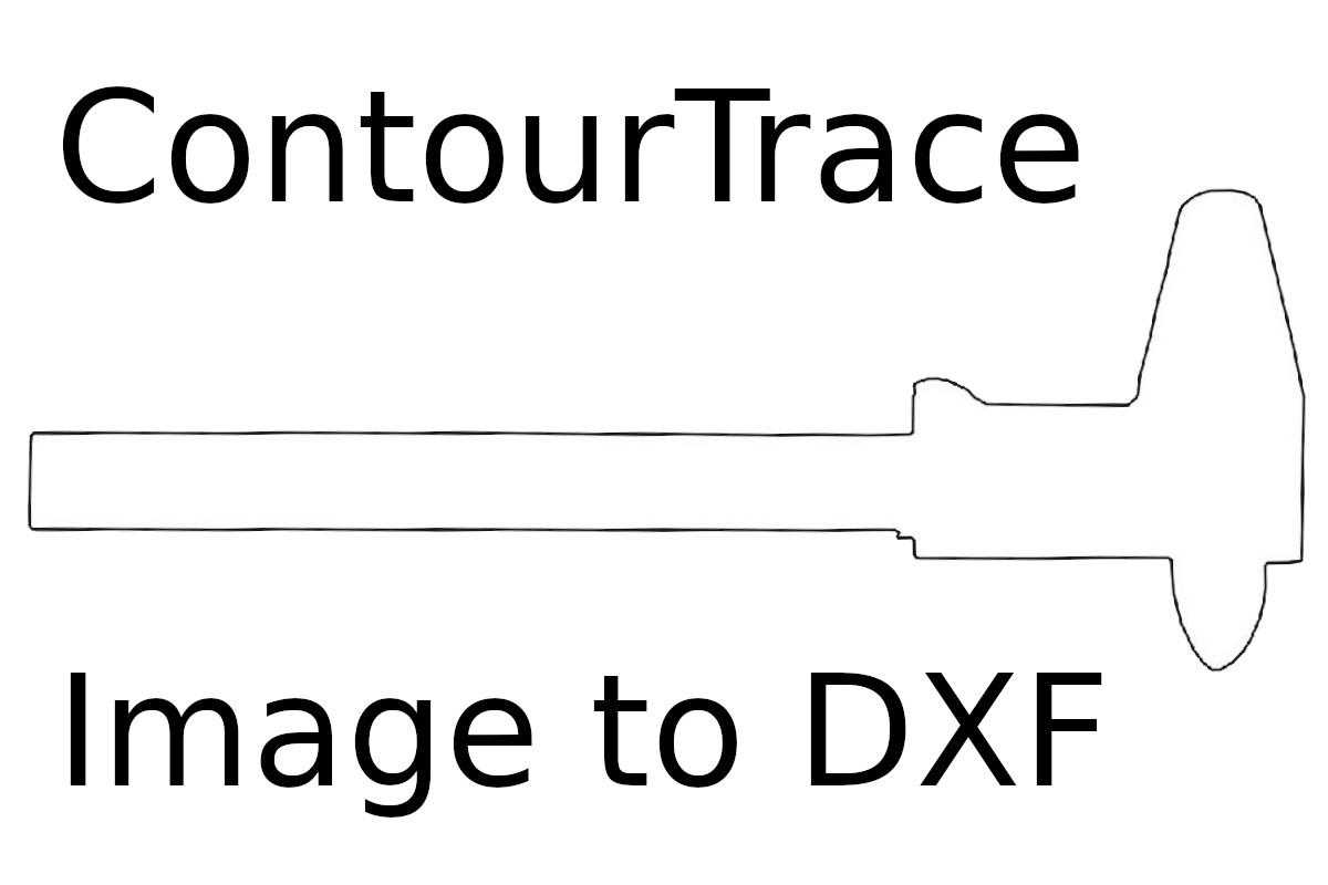 ContourTrace – Bild zu DXF Konverter - KUHN ENGINEERING
